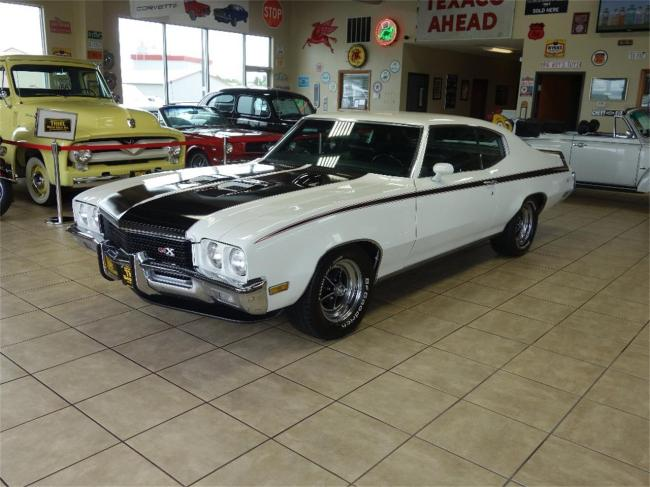 1972 Buick GSX - GSX (1)