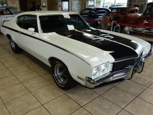 1972 Buick GSX - Automatic (11)