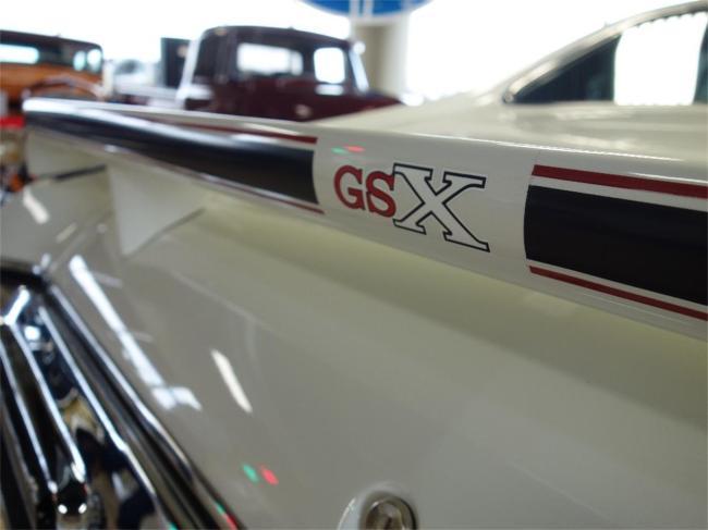 1972 Buick GSX - Iowa (66)