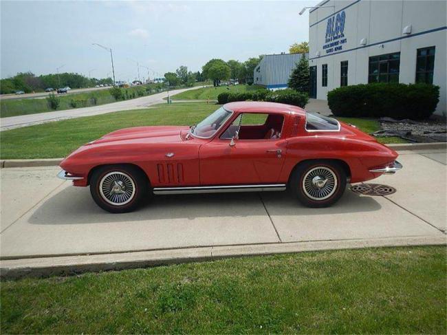 1965 Chevrolet Corvette - Illinois (2)