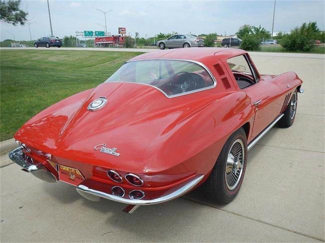 1965 Chevrolet Corvette - Manual (5)