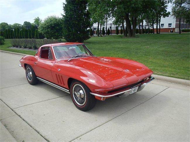 1965 Chevrolet Corvette - Corvette (7)