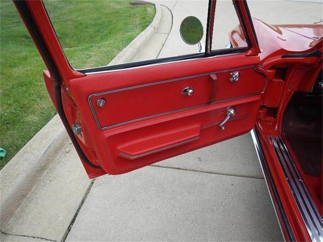 1965 Chevrolet Corvette - Manual (9)