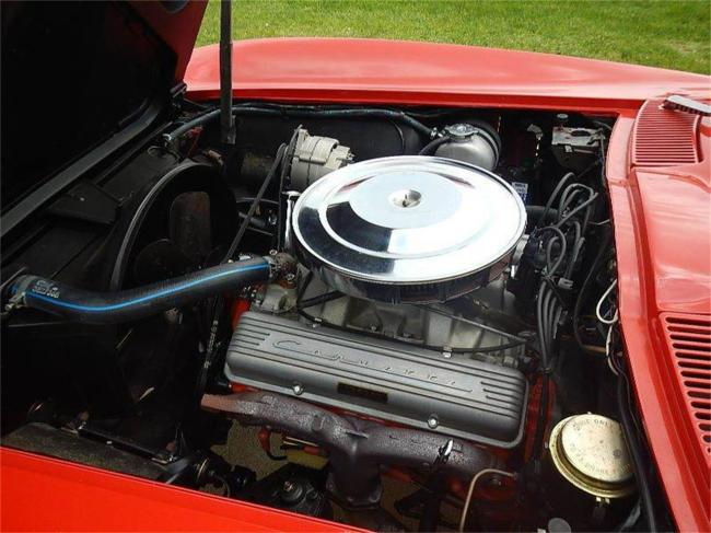 1965 Chevrolet Corvette - Illinois (17)