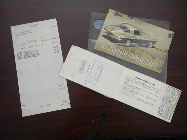 1965 Chevrolet Corvette - Corvette (21)