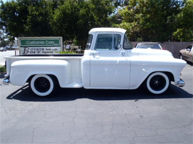 1955 Chevrolet 3600 - Automatic (5)