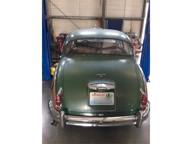 1961 Jaguar Mark II - Jaguar (4)