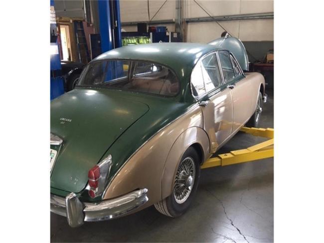 1961 Jaguar Mark II - 1961 (17)