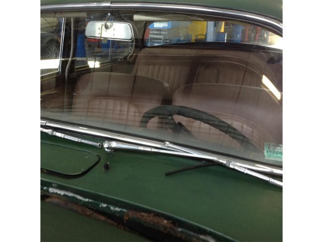 1961 Jaguar Mark II - Washington (28)