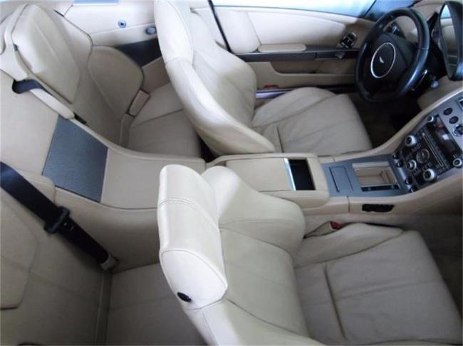 2009 Aston Martin DB9 - Aston Martin (4)