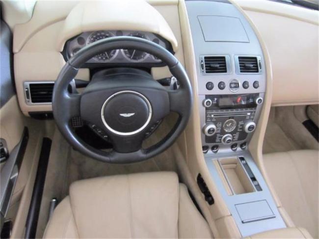 2009 Aston Martin DB9 - DB9 (6)
