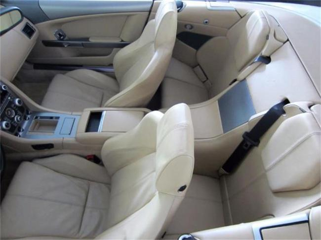 2009 Aston Martin DB9 - Aston Martin (7)