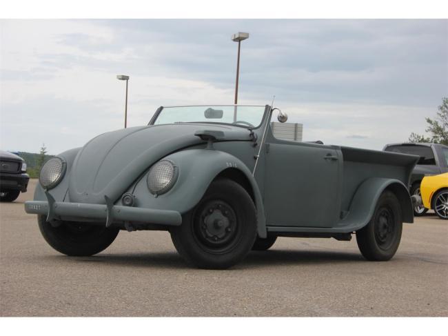 1958 Volkswagen Beetle in Sylvan Lake, Alberta