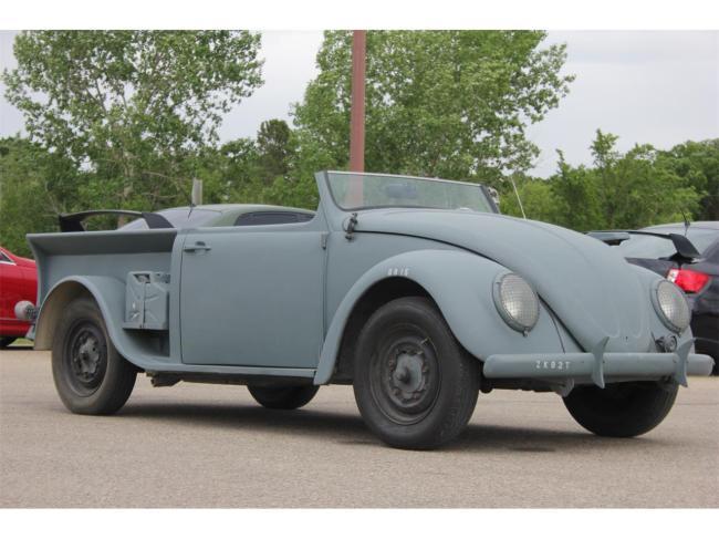 1958 Volkswagen Beetle - Manual (3)