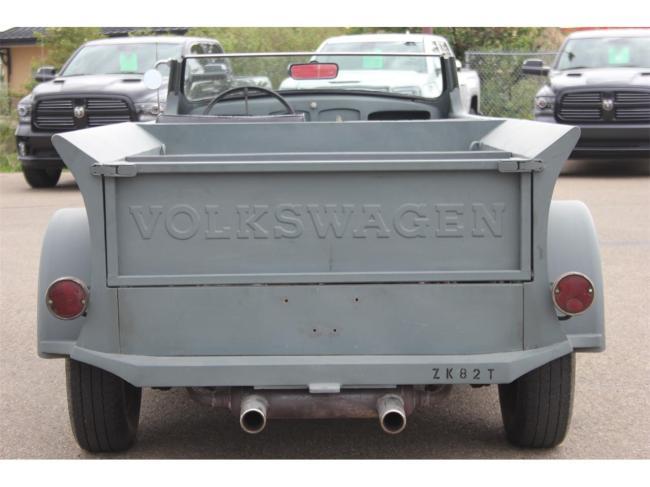 1958 Volkswagen Beetle - Alberta (6)