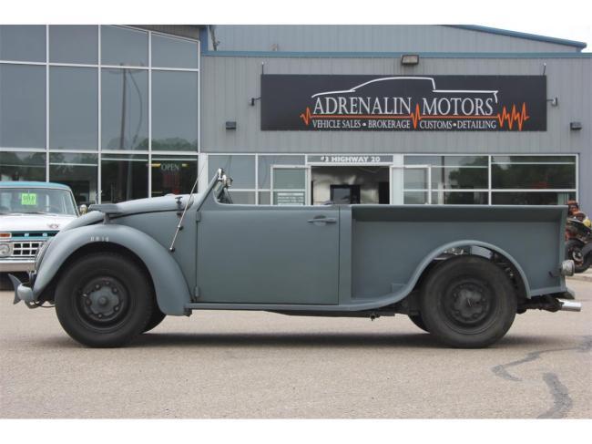 1958 Volkswagen Beetle - Alberta (8)