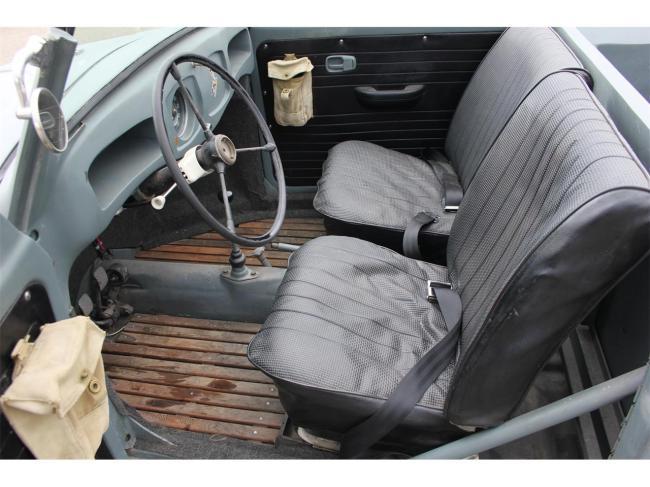1958 Volkswagen Beetle - Beetle (11)