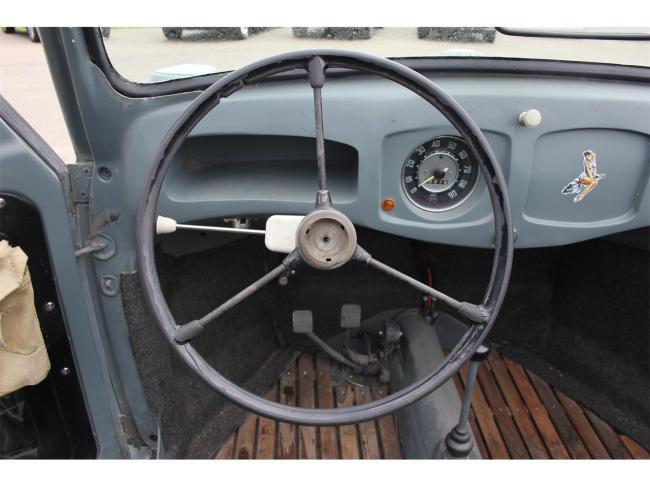 1958 Volkswagen Beetle - Volkswagen (13)