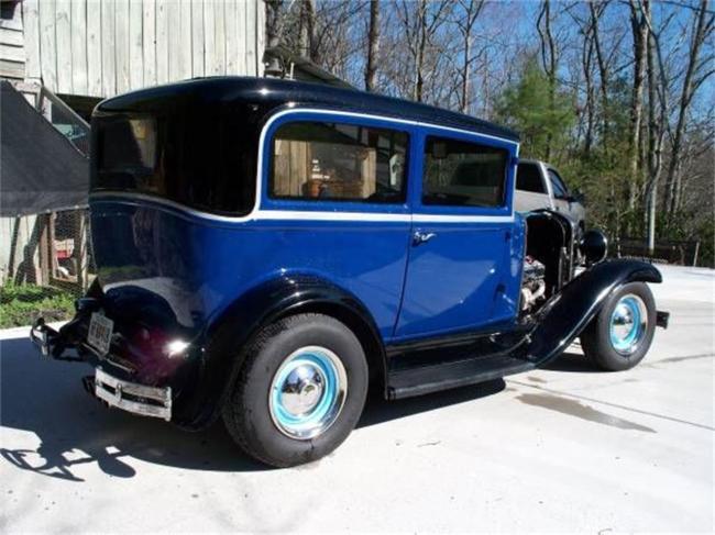 1930 Chevrolet Sedan in Cadillac, Michigan
