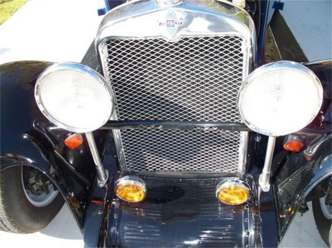 1930 Chevrolet Sedan - Michigan (2)