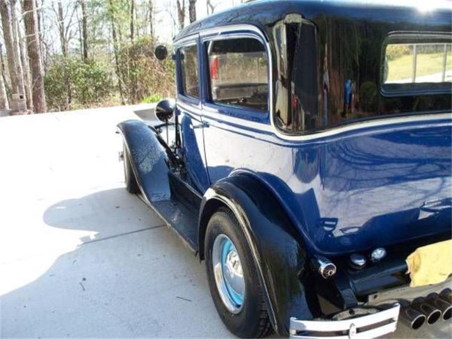 1930 Chevrolet Sedan - Michigan (4)