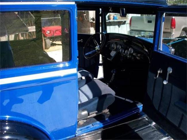 1930 Chevrolet Sedan - Michigan (5)