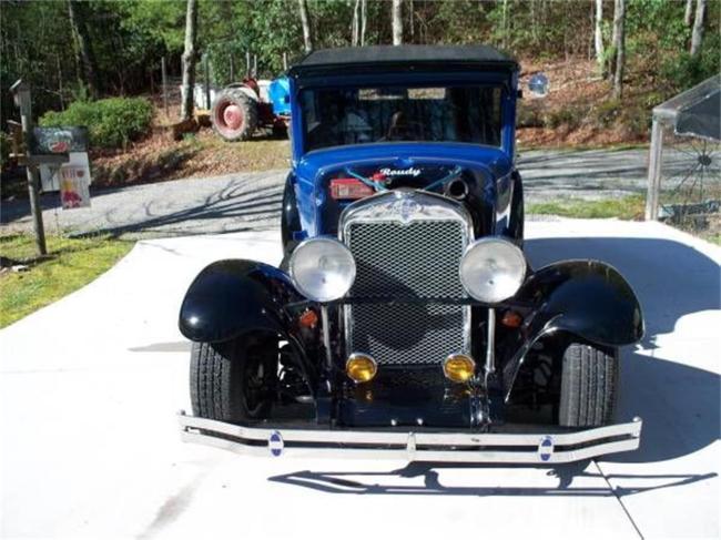 1930 Chevrolet Sedan - Chevrolet (7)