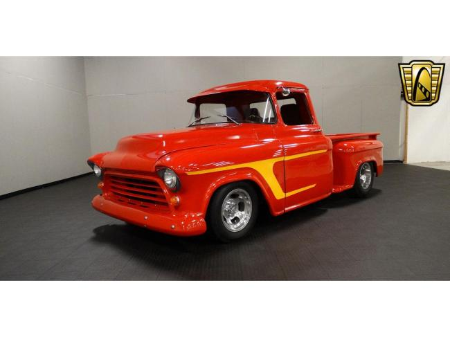 1955 Chevrolet 3100 - 3100 (2)