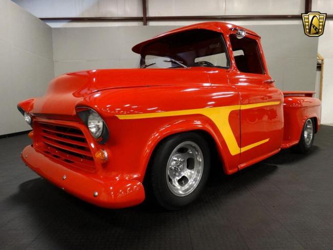 1955 Chevrolet 3100 - 3100 (3)