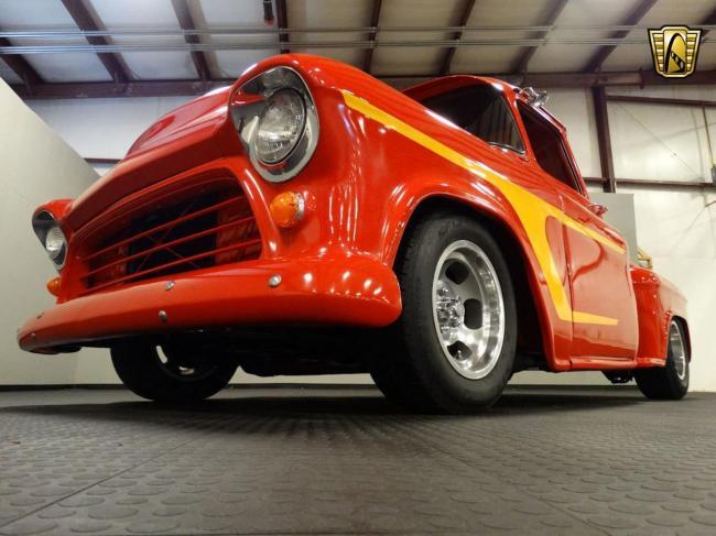 1955 Chevrolet 3100 - Indiana (19)