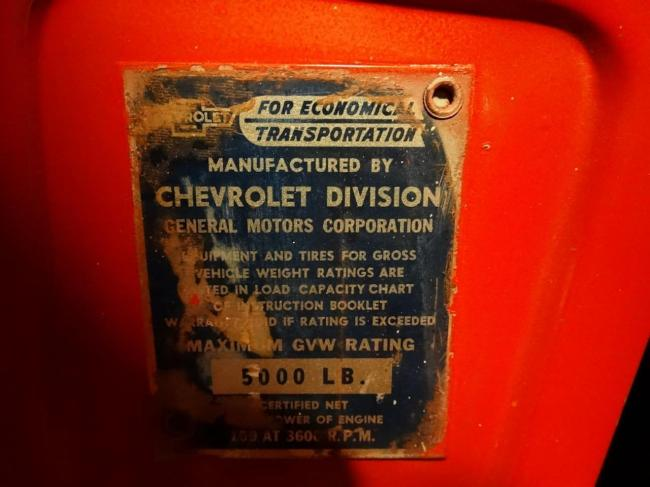 1955 Chevrolet 3100 - 1955 (64)