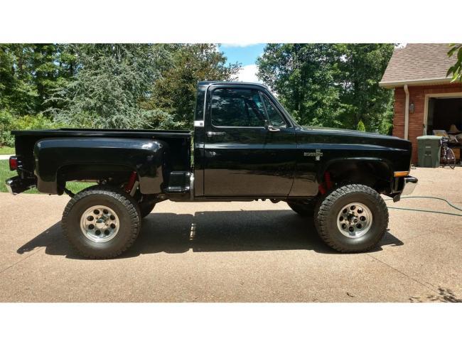 1987 Chevrolet Silverado - Chevrolet (2)