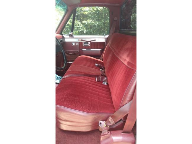 1987 Chevrolet Silverado - Chevrolet (7)
