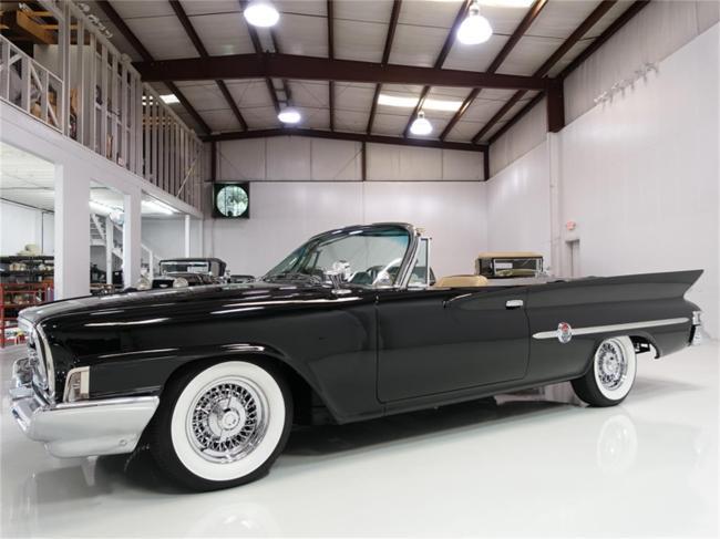 1961 Chrysler 300G in St. Louis, Missouri