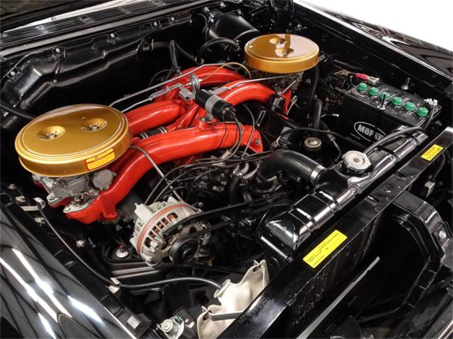 1961 Chrysler 300G - 300G (48)