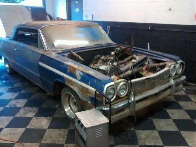 1964 Chevrolet Impala - 1964 (5)