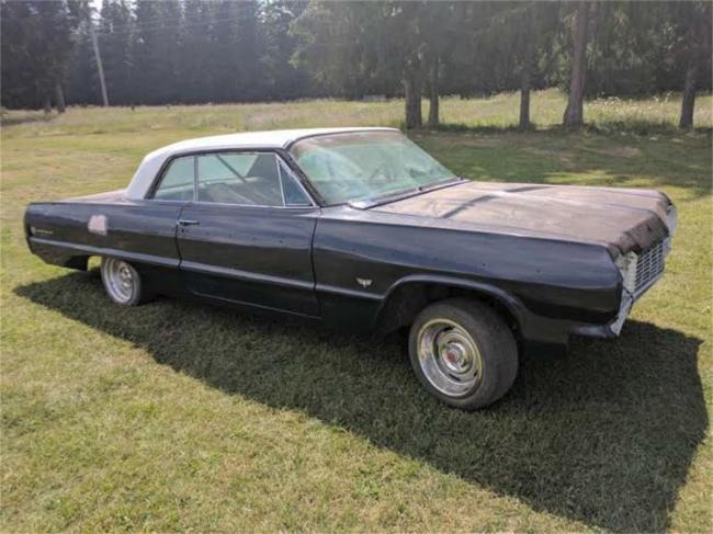 1964 Chevrolet Impala - Chevrolet (7)