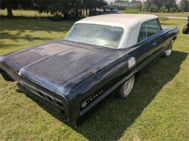 1964 Chevrolet Impala - 1964 (13)