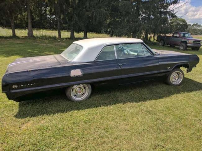 1964 Chevrolet Impala - Impala (14)