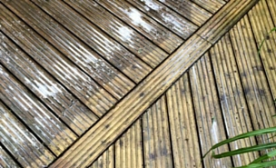 Decking cleaning in Liverpool, Crosby, Bootle, Sefton from CCPW