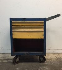 Industrial Metal Rolling Cart - CCR Industrial Sales