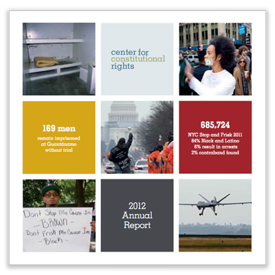 Annual Reports and Financials Center for Constitutional Rights