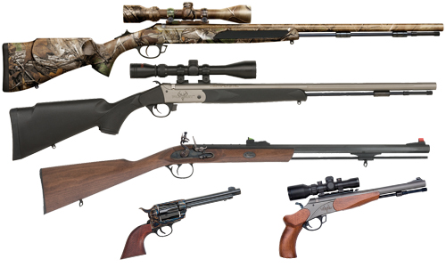 Traditions Muzzleloaders