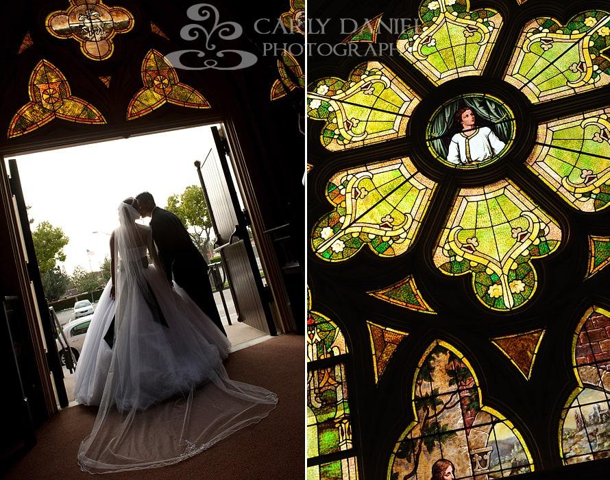 St. Johns Lutheran Orange wedding (4)