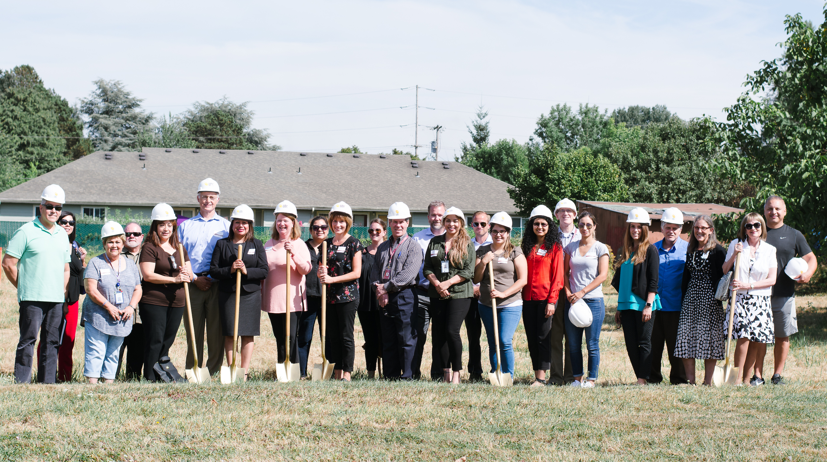 Villa Esperanza Ccs Breaks New Ground With Villa Esperanza Catholic Community