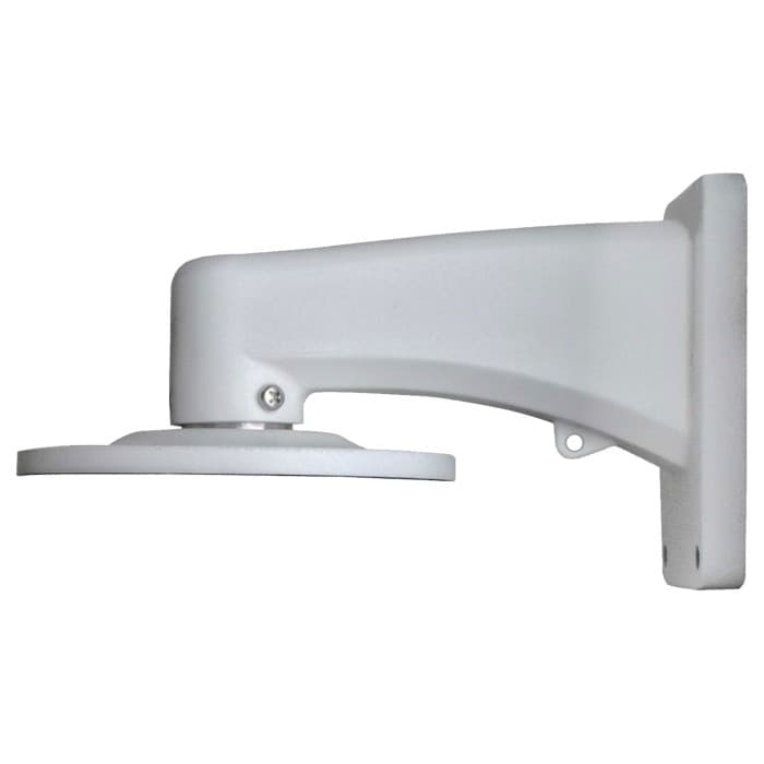 Camera Surveillance Exterieur Poe Dome Camera Wall Bracket For Zavio D6220 / D6330 / D6530