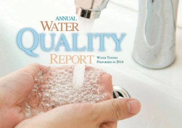 CCWD 2014 Annual Water Quality Report