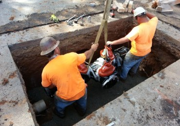 Water Service Restored to Arnold Customers