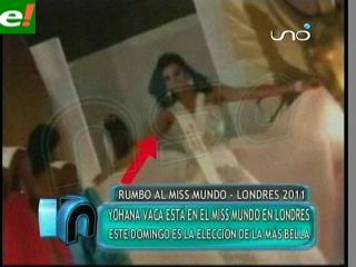 Miss Mundo 2011: Venezuela, Bolivia y Colombia en las top 20
