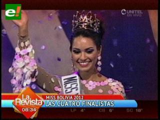 Mariana García, orgullo paceño